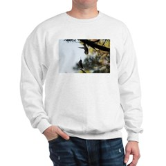 Dancing Hummingbirds Sweatshirt