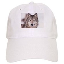 Funny Animal wolf Baseball Cap