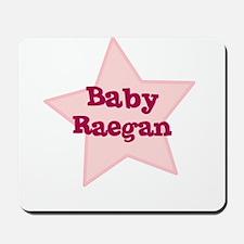 Baby Raegan Mousepad