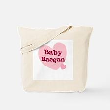 Baby Raegan Tote Bag