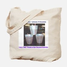The New Orleans D4G Drink Tote Bag