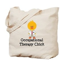 Occupational Therapy Chick Tote Bag