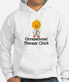 Occupational Therapy Chick Hoodie