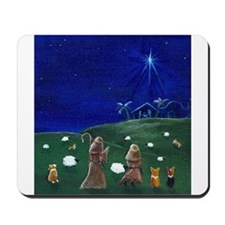 O Holy Night Mousepad