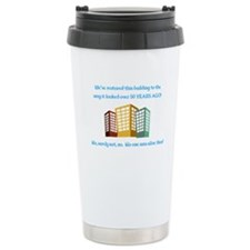 Eddie izzard Travel Mug