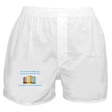 Funny 50 years old Boxer Shorts