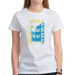Words of PEACE Women's T-Shirt