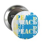"Words of PEACE 2.25"" Button"