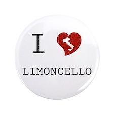 """I Love Limoncello 3.5"""" Button"""