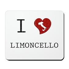 I Love Limoncello Mousepad