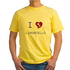 I Love Limoncello T