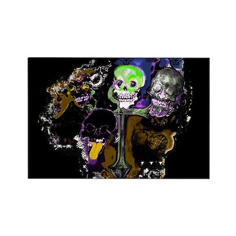 Guardians Rectangle Magnet (10 pack)
