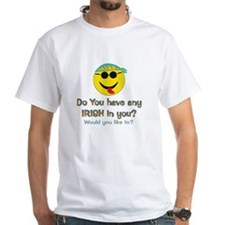 IRISH PICK UP LINE Shirt