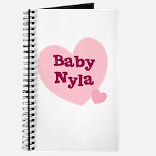 Baby Nyla Journal