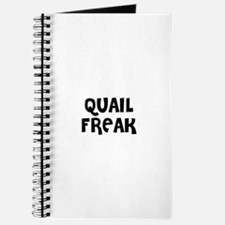 QUAIL FREAK Journal