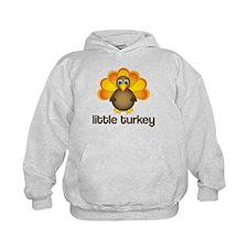 Cute Little Turkey Hoodie