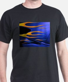 Project 33 Flames T-Shirt