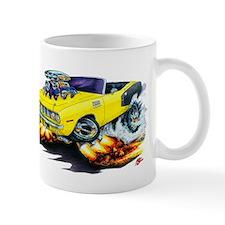 1971-72 Hemi Cuda Yellow Convertible Mug