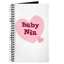 Baby Nia Journal