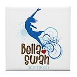 Bella Cliff Diving Tile Coaster