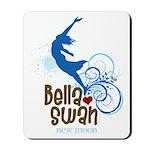 Bella Cliff Diving Mousepad