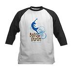 Bella Cliff Diving Kids Baseball Jersey