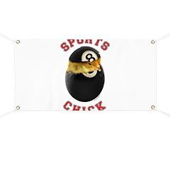 Billiards Chick 3 Banner