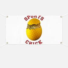 Golf Chick 2 Banner