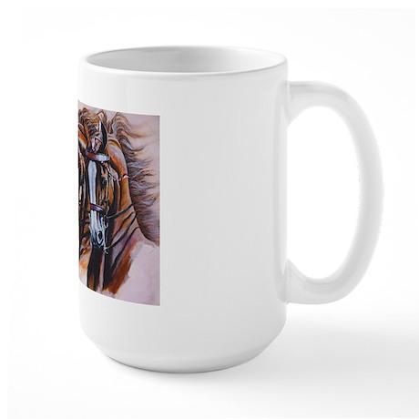 FEEL THE POWER Large Mug