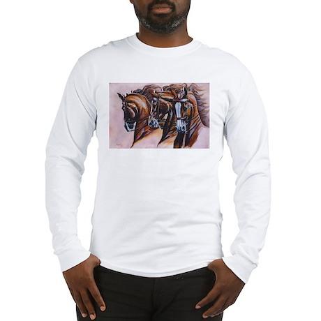 FEEL THE POWER Long Sleeve T-Shirt