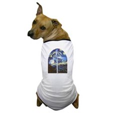Cute Solar power Dog T-Shirt
