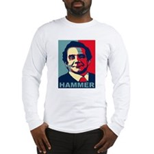 Charles Krauthammer Long Sleeve T-Shirt