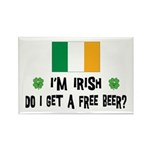 I'm Irish Rectangle Magnet (100 pack)