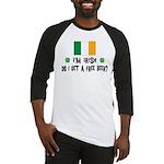 I'm Irish Baseball Jersey