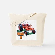 Unique Tractor pulls Tote Bag