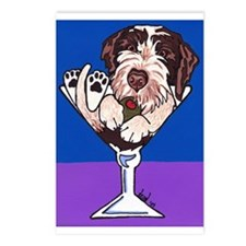 German Wirehair Pointer Marti Postcards (Package o