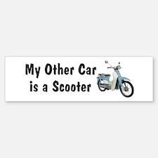 Just Gotta Scoot Symba Bumper Bumper Bumper Sticker