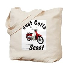 Just Gotta Scoot Symba Tote Bag