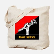 Smash The State Tote Bag