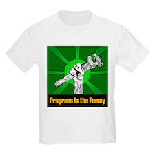 Progress Is The Enemy T-Shirt