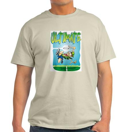 Ultimate Frisbee Light T-Shirt