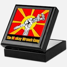 The Monkey Wrench Gang Keepsake Box