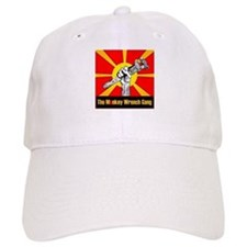 The Monkey Wrench Gang Baseball Baseball Cap