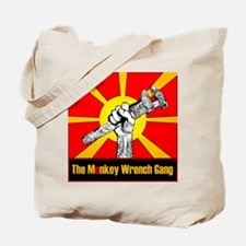The Monkey Wrench Gang Tote Bag