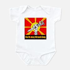 The Monkey Wrench Gang Infant Bodysuit