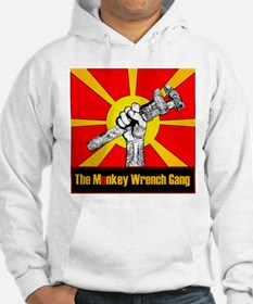The Monkey Wrench Gang Hoodie