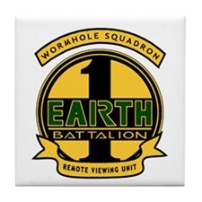 FEB - Wormhole Squadron - Tile Coaster