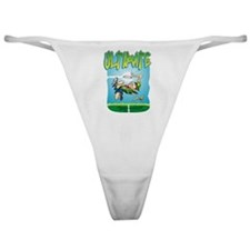 Ultimate Frisbee Classic Thong