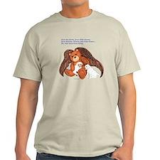 """""""Save"""" Angel Bear T-Shirt"""