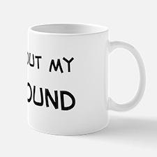 Ask me: Otterhound  Mug